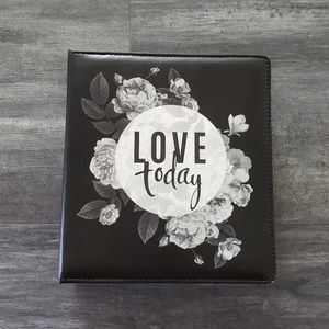 Black Love Today Heidi Swapp Memory Planner